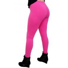 Calça Legging Fitness em Poliamida Pink