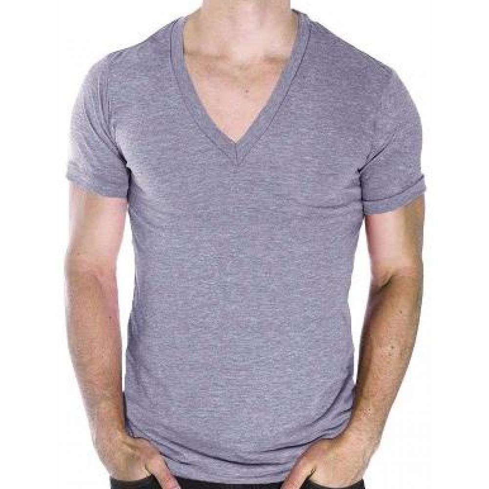 658a37e28 Compre Camiseta Gola V Moda Masculina | Sjonsmodas.com