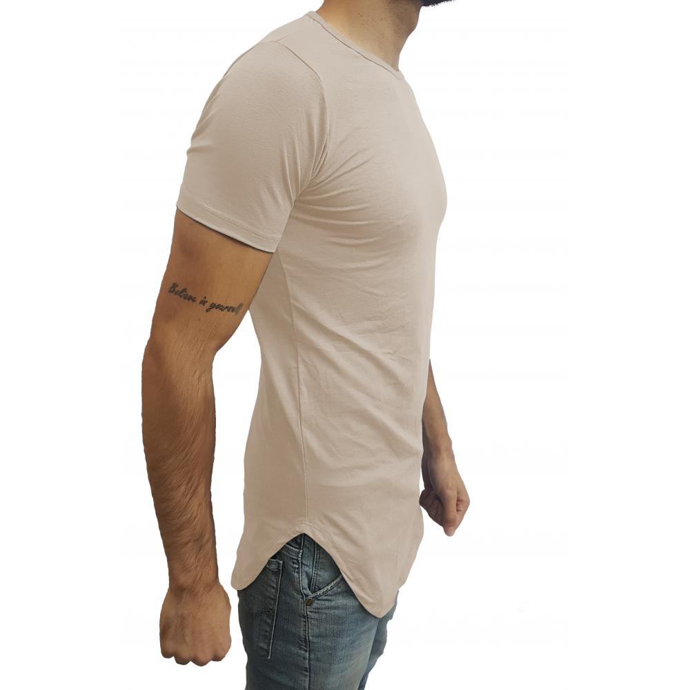 b026fc30e Compre Camiseta Long Masculina Oversized Swag Longline