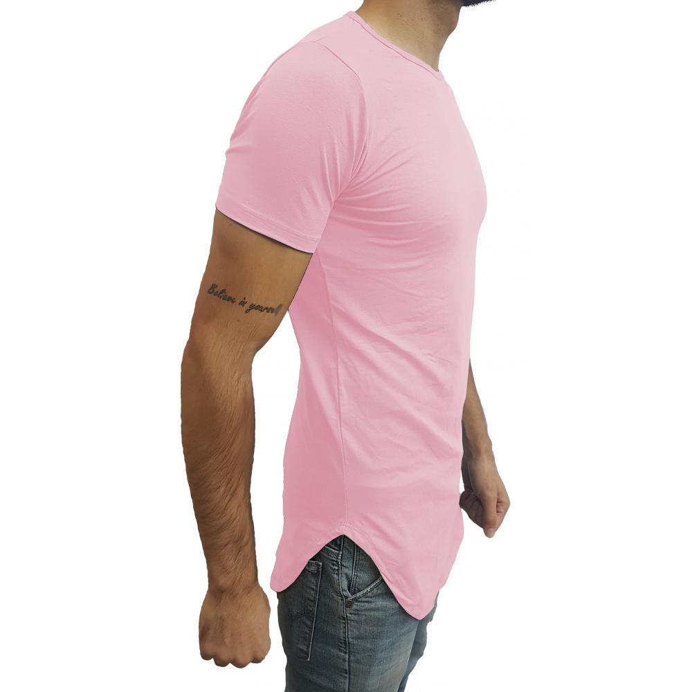f340a2e99111a Compre Camiseta Long Masculina Oversized Swag Longline